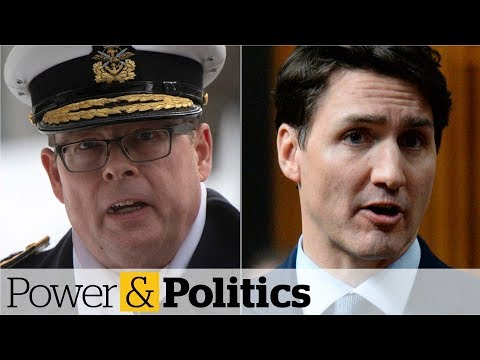 Mark Norman defence team subpoenas Trudeau, Butts and other top advisers   Power & Politics