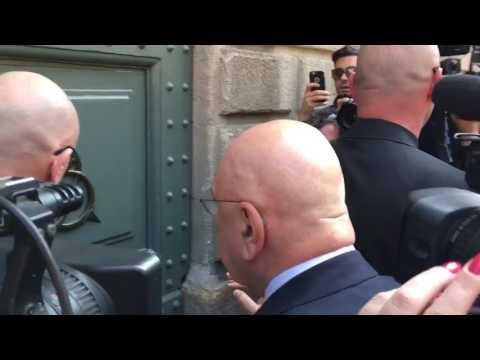 MILAN CLOSING L'arrivo di Galliani allo studio legale