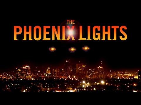 UFO CONSCIENCE avec Lynne Kitei - Les Lumières de Phoenix, un vaisseau mère au dessus de l'Arizona?