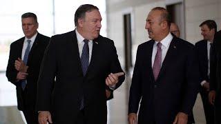 Ngoại trưởng Mỹ gặp giới lãnh đạo Thổ Nhĩ Kỳ vụ ông Khashoggi