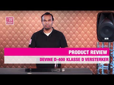 Review Devine D-400