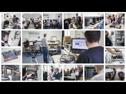 Department of Telecommunications, University of Sarajevo - PROMO video (English)