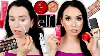 e.l.f. Cosmetics NEW MAKEUP First Impressions! Jelly Primer?!