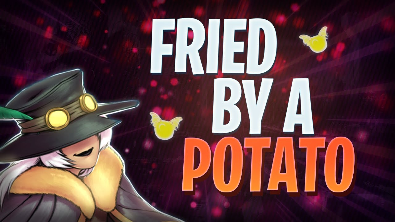 FRIED by a POTATO. Town of Salem | Coven VIP Trapper