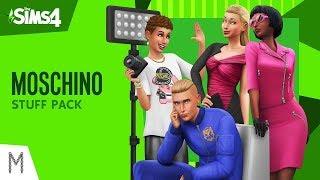 Los Sims 4 DLC's Moschino + El reino de la Magia + Update 1.56.52 sin ORIGIN