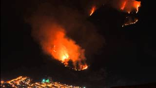 Incendio Quitasol - Bello (Antioquia) HD