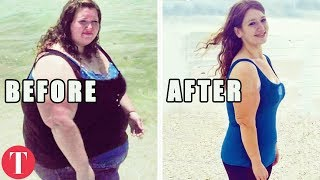 10 Amazing Real Life Weight Loss Transformations You Need To See To Believe