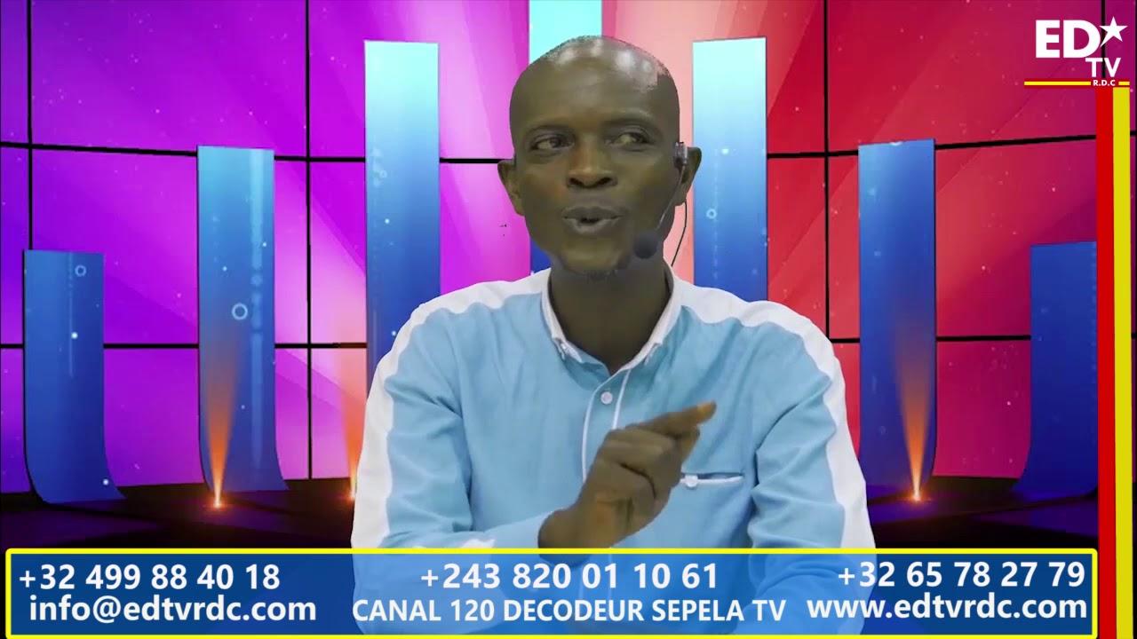 CONGO YA NANI? NANI AKO ZALA PRESIDENT LE 1/1/2018 NA RDC? SAINT THOMAS AYANOLI