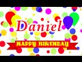 Happy Birthday Daniel Song mp3