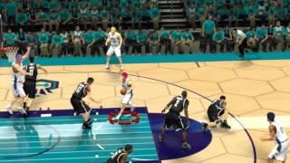 NBA 2K14 Akashi Seijuro Emperor Ankle Breaker