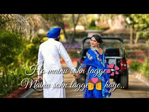 💟Love WhatsApp Status💟 Mainu Sohn...