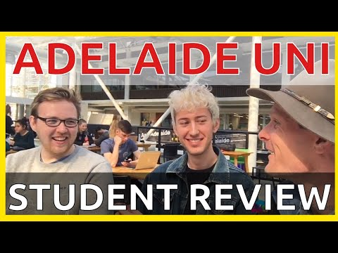 Uni Of Adelaide STUDENT REVIEW [A Life That Travels Interview With Sam And Kyle]