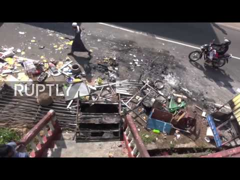 Sri Lanka: Army rolls in as state of emergency declared after unrest
