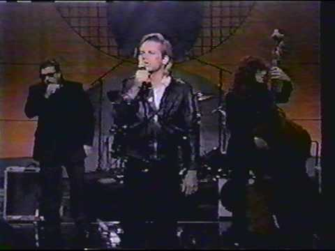 The William Clarke Band - The Pat Sajek Show 1989 - Im An American