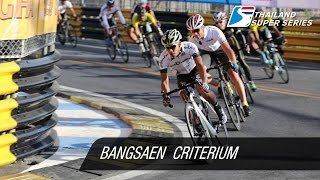 Re-Live (Full race) | Bangsaen Criterium 2015