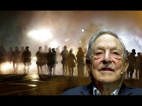 FAKE PROTESTS FUNDED BY GEORGE SOROS AND MOVE ON