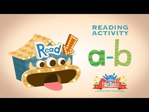 Endless Reader A-B