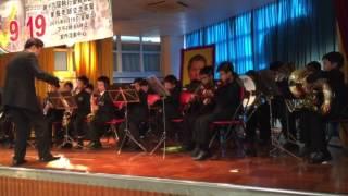 聖類斯中學小學部管弦樂團表演 919家教會選擇