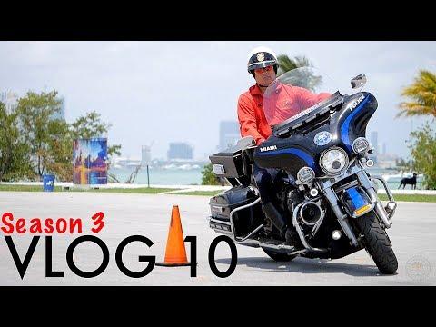 Miami Police VLOG: First Week of Motor School