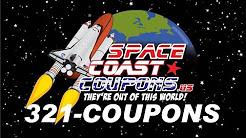 Space Coast Coupons | 321-COUPONS | Coupon Advertising Companies Brevard | GYB Marketing Inc.