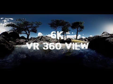 Virtual Nature 360° – 6K Nature Meditation for Daydream, Oculus, Gear VR
