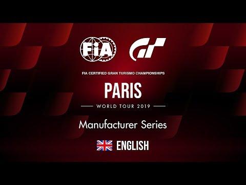 [English] 2019 World Tour 1 | Paris | Manufacturer Series thumbnail