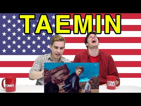 "Fomo Daily Reacts To Taemin ""Drip Drop"""