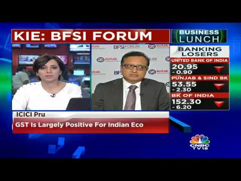 GST Is Largely Positive For The Indian Economy: ICICI Pru