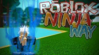 Roblox The Ninja Way - Exploring the land of fire! [BETA]