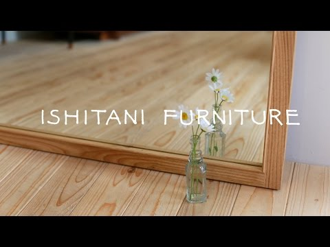 ISHITANI - Making  a Wood Frame Mirror 2.0