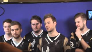 "NiP.f0rest ""crying"" during interview"