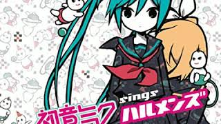 track 11 from the album 初音ミク sings ハルメンズ / Hatsune Miku sings Halmens, ふにゃふにゃサイボーグ / Funyafunya Cyborg. this is a cover the band ハルメンズ ...