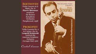 Violin Concerto No. 2 in G Minor, Op. 63: Allegro moderato