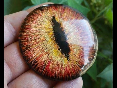 Dragon Eye of Sauron Tutorial