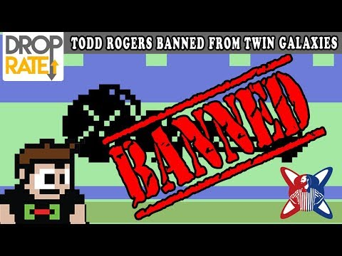 Todd Rogers AKA Mr Activision has ALL high scores removed by Twin Galaxy: Gregg Rants
