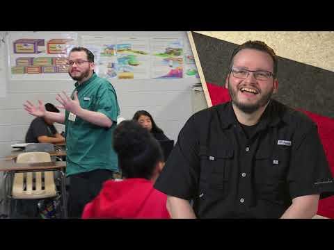Cook Middle School - Paul Langone