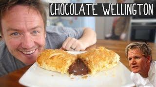 Gordon Ramsay's Chocolate Wellington | Barry tries #14