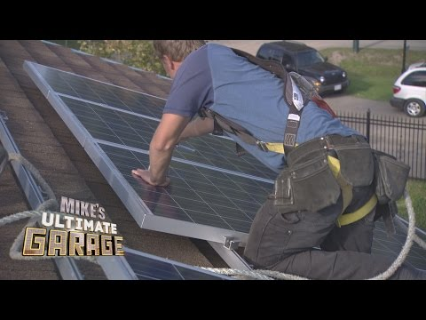 """Solar"" - Mike's Ultimate Garage: Inside Look"