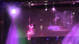 Cindy Jechow - European Pole Dance Competition 2010 in  Essex / Civic Hall