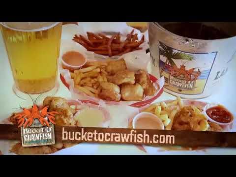 Bucket O' Crawfish