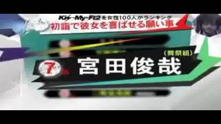 『キスマイBUSAIKU!?』(キスマイ ブサイク!?)は、フジテレビ系列で201...
