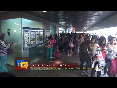 HKD to Peso exchange rate on the rise for OFW remittance