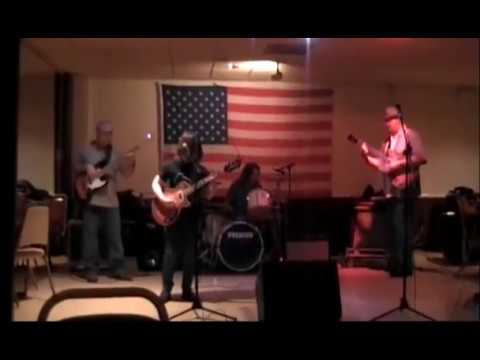 """T-Bone Shuffle"" – Alicia Marie and Big Dog Mercer Band"