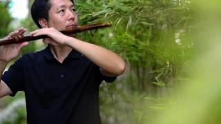 《蘭陽春暖》  竹笛:蔡學仁