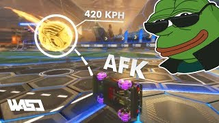 POTATO LEAGUE #75 | TRY NOT TO LAUGH Rocket League MEMES and Funny Moments