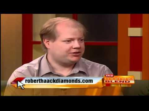Cash for Gold, Diamonds, Silver - The Morning Blend Live TV Show featuring Robert Haack Diamonds