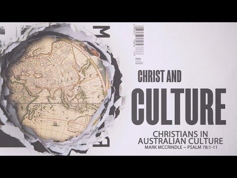 Christians In Australian Culture