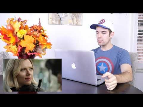 Reacting to Avengers: Infinity War trailer