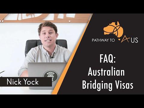 Australian Bridging Visas