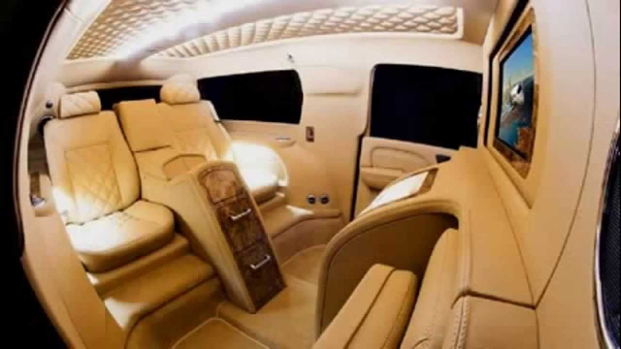Cadillac Escalade 2015 Interior Customized 2
